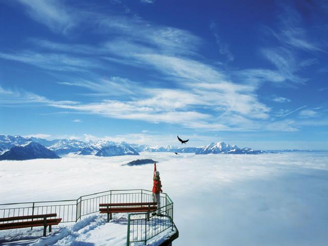 Panorama Winter Känzeli