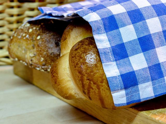 Sonntagsbrunch Brot