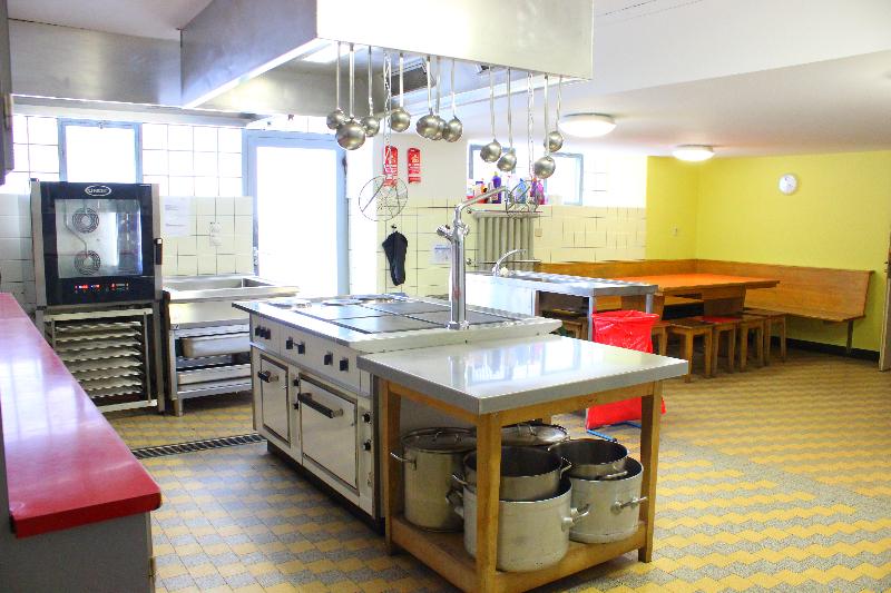 Ferienhaus Freiämter Küche