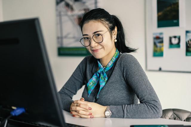 Mitarbeiterin Marketing Services, Projektleiterin Markt China