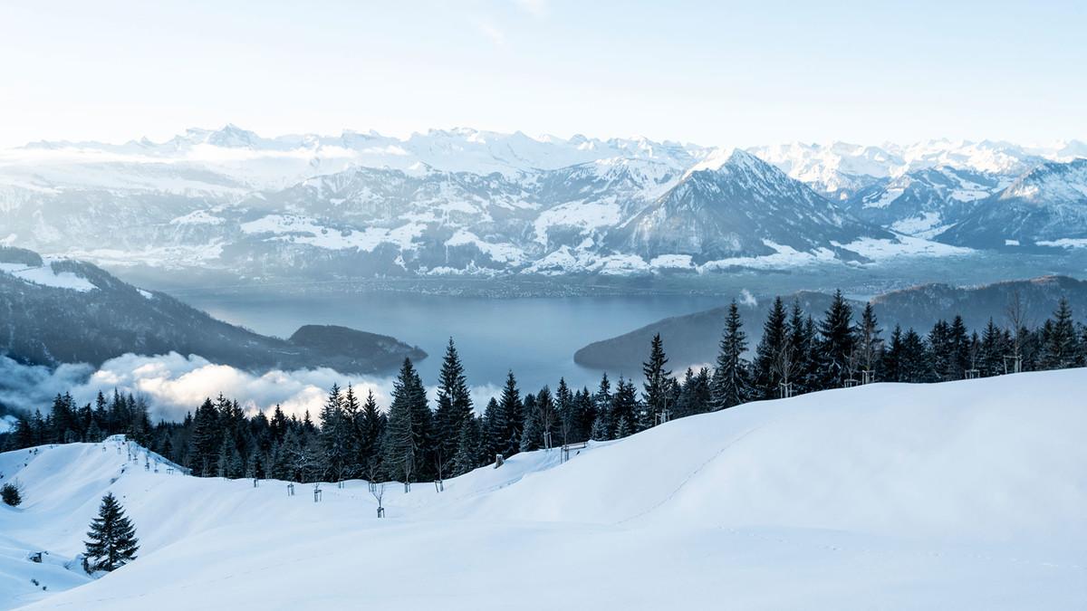 Winter Rigi Kaltbad