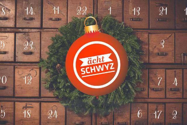 Adventskalender Ächt Schwyz 2020
