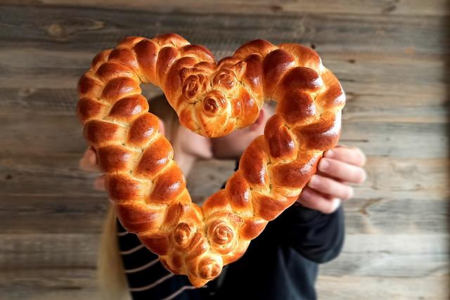 Valentinstag Bäckerei Hänggi