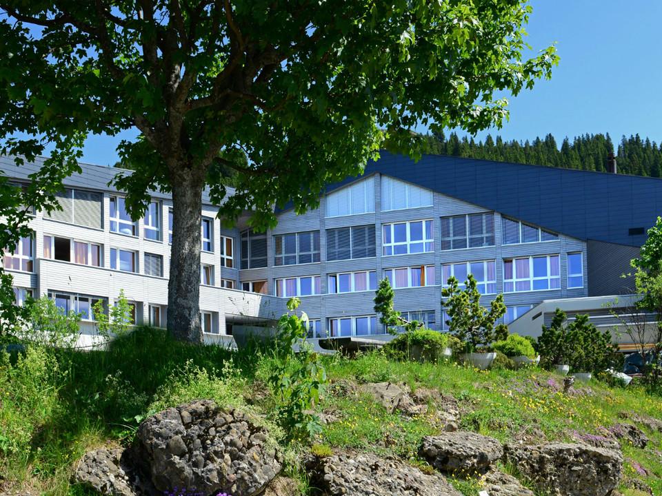 Hotel Rigi Kaltbad Aussenansicht