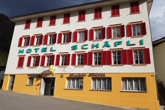 Restaurant Schäfli Gersau