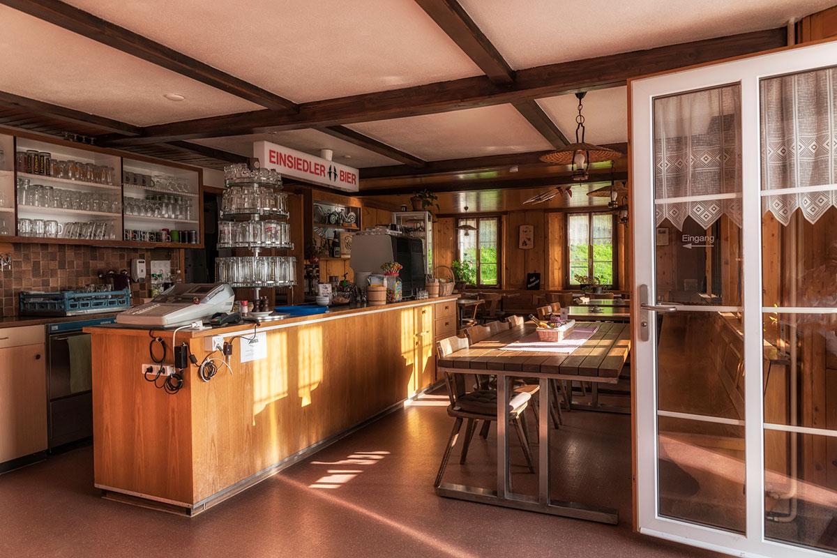 Berggasthaus Rigi Burggeist