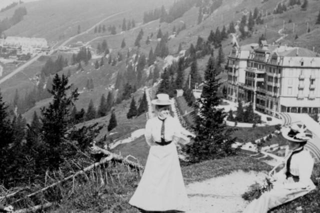 Geschichte am Berg - Queen Victoria