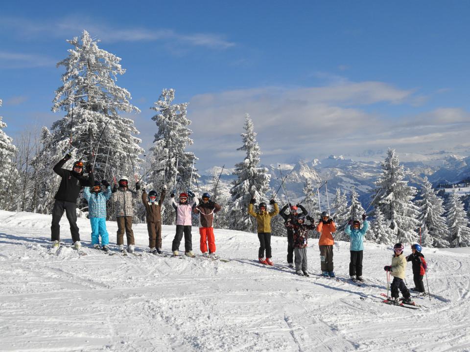 Schneesportschule Rigi