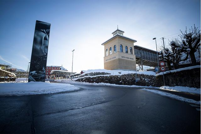 Arth-Goldau im Winter