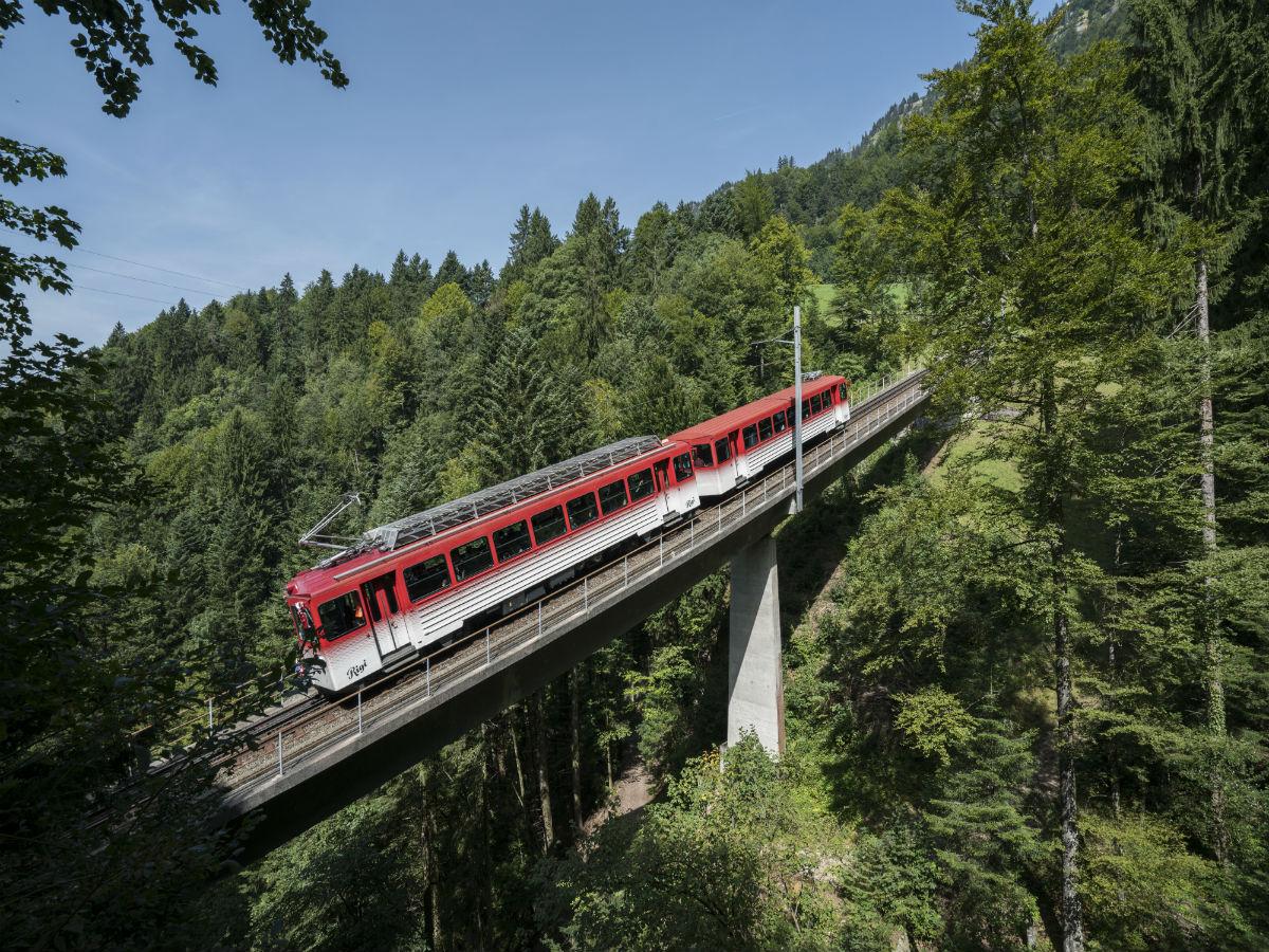 Zahnradbahn Vitznau - Rigi Kulm