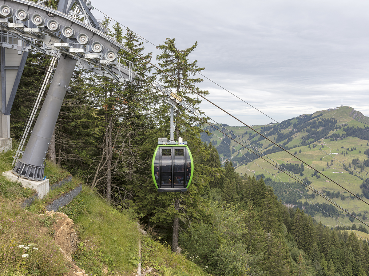 Luftseilbahn Rigi Scheidegg