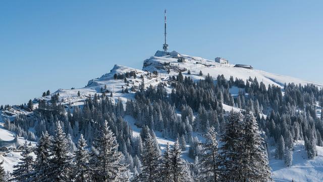 Winter Rigi Kulm
