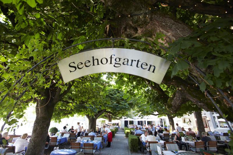 Restaurant Seehof du Lac Küssnacht am Rigi