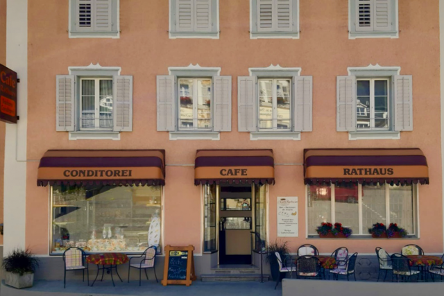 Cafe Rathaus Gersau