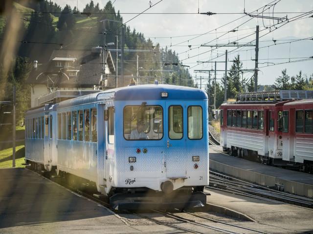 Rigi Bahnen Zahnradbahnen