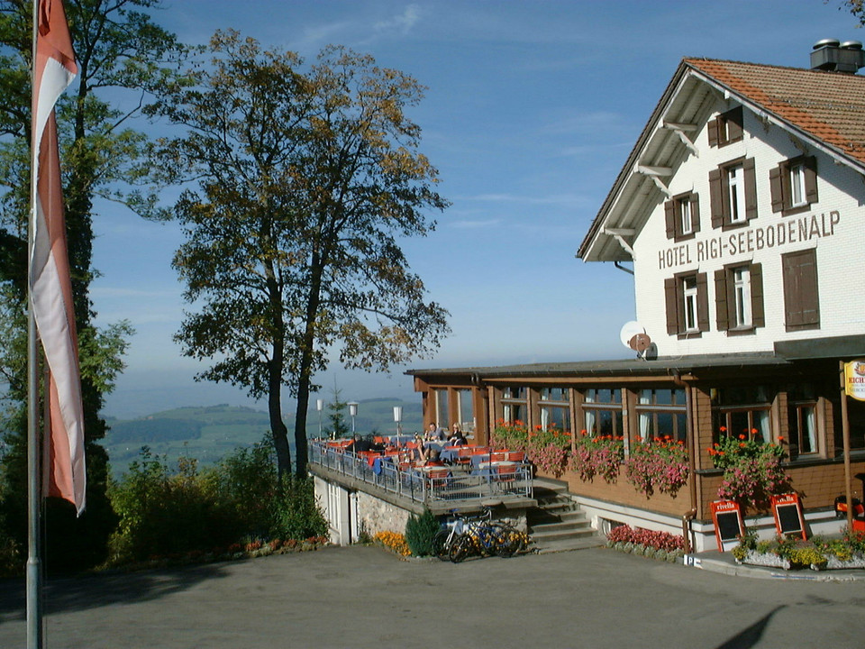 Hotel Seebodenalp