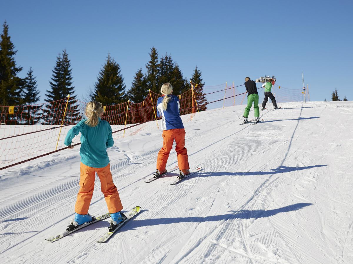 Kinderskilift Scheidegg