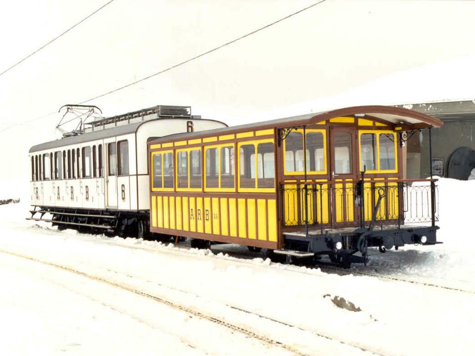 Vorstellwagen Nr. 35
