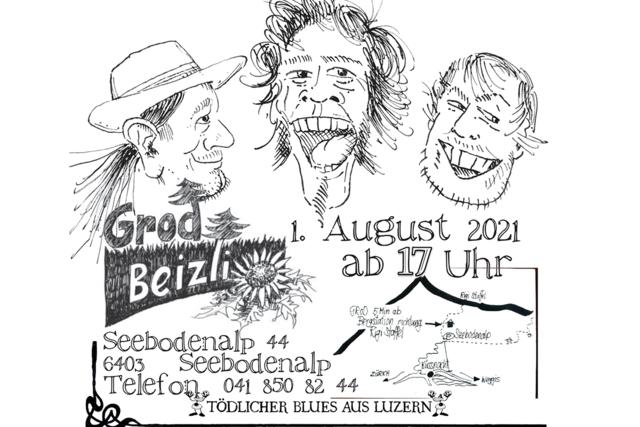 1. August im Grod-Beizli