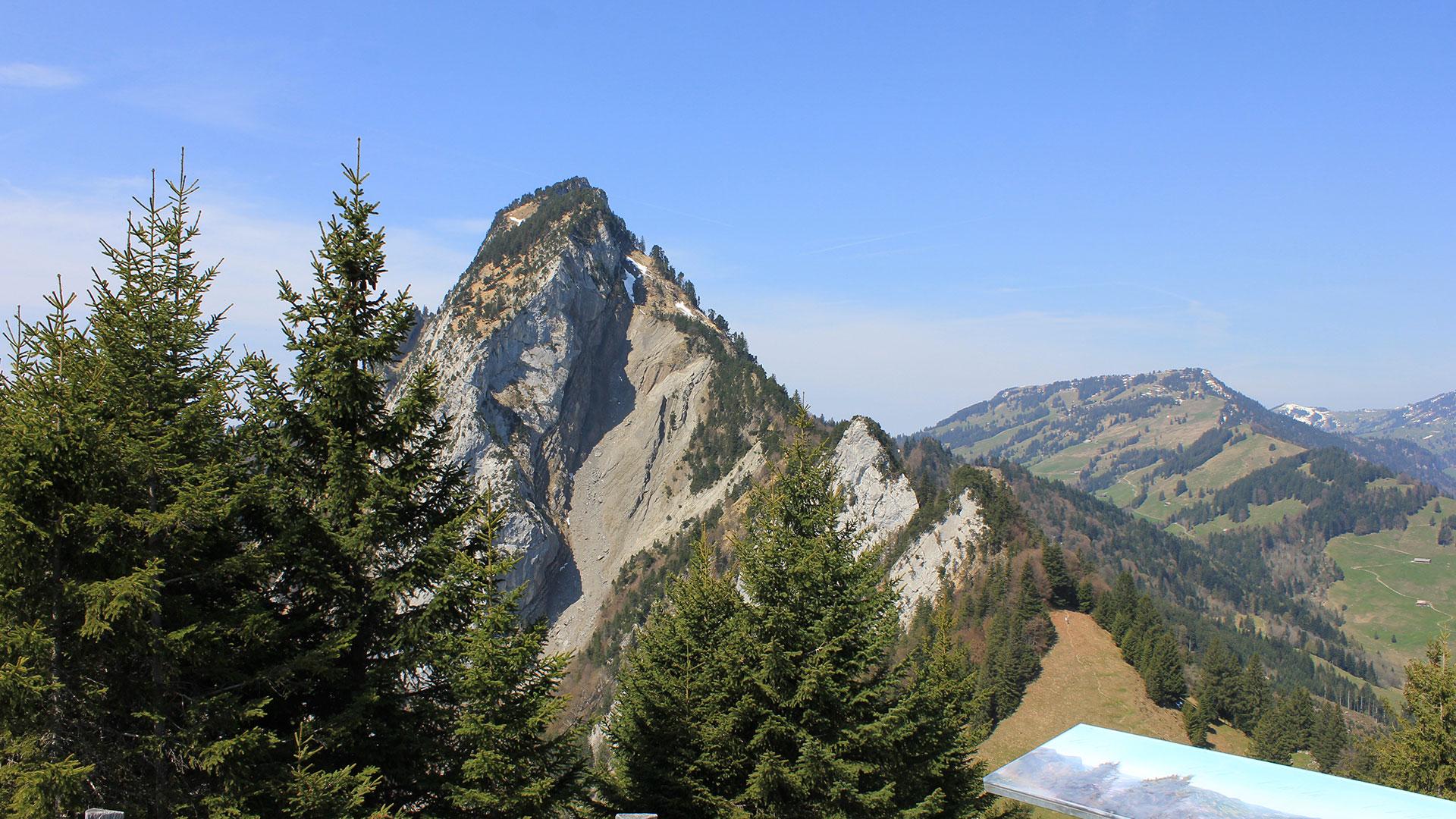 Aussicht vom Urmiberg