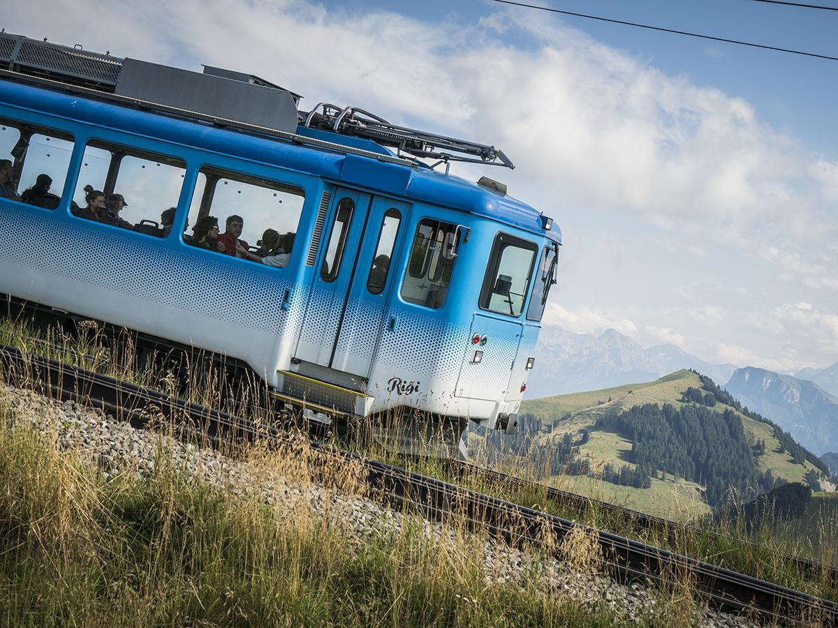Zahnradbahn Goldau - Rigi Kulm