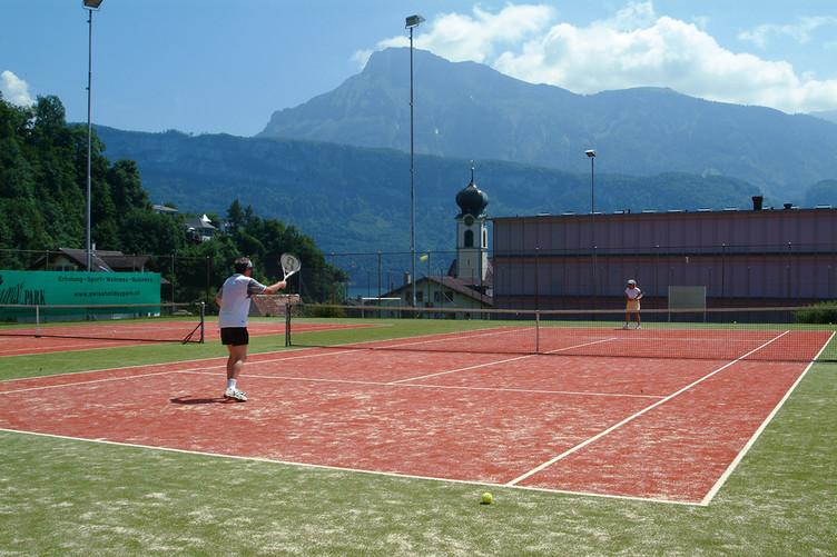 Gersau Tennisplatz