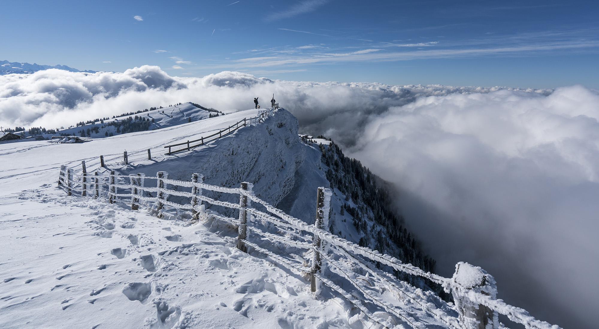 Landschaft Winter (Hero Bild)