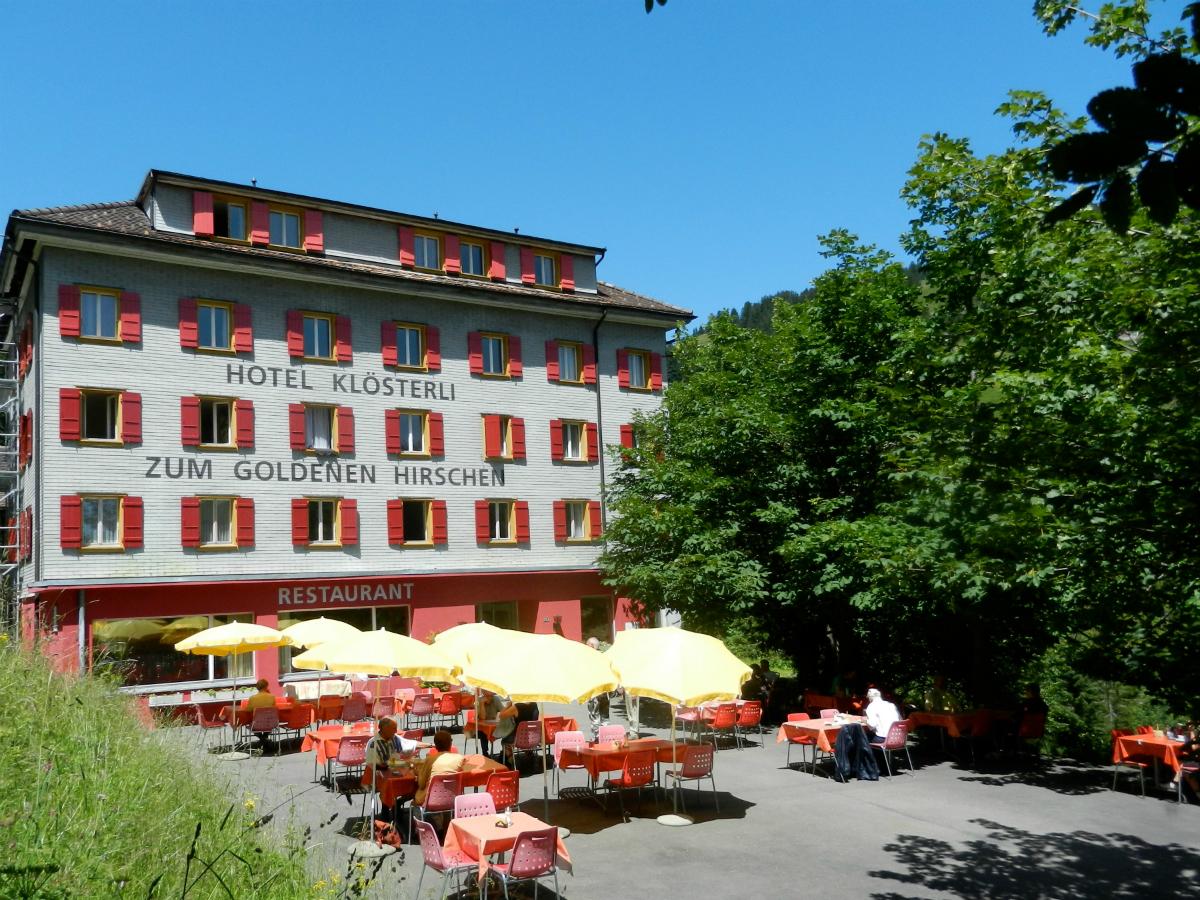Hotel Klösterli