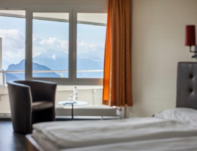 Hotelzimmer mit Aussicht