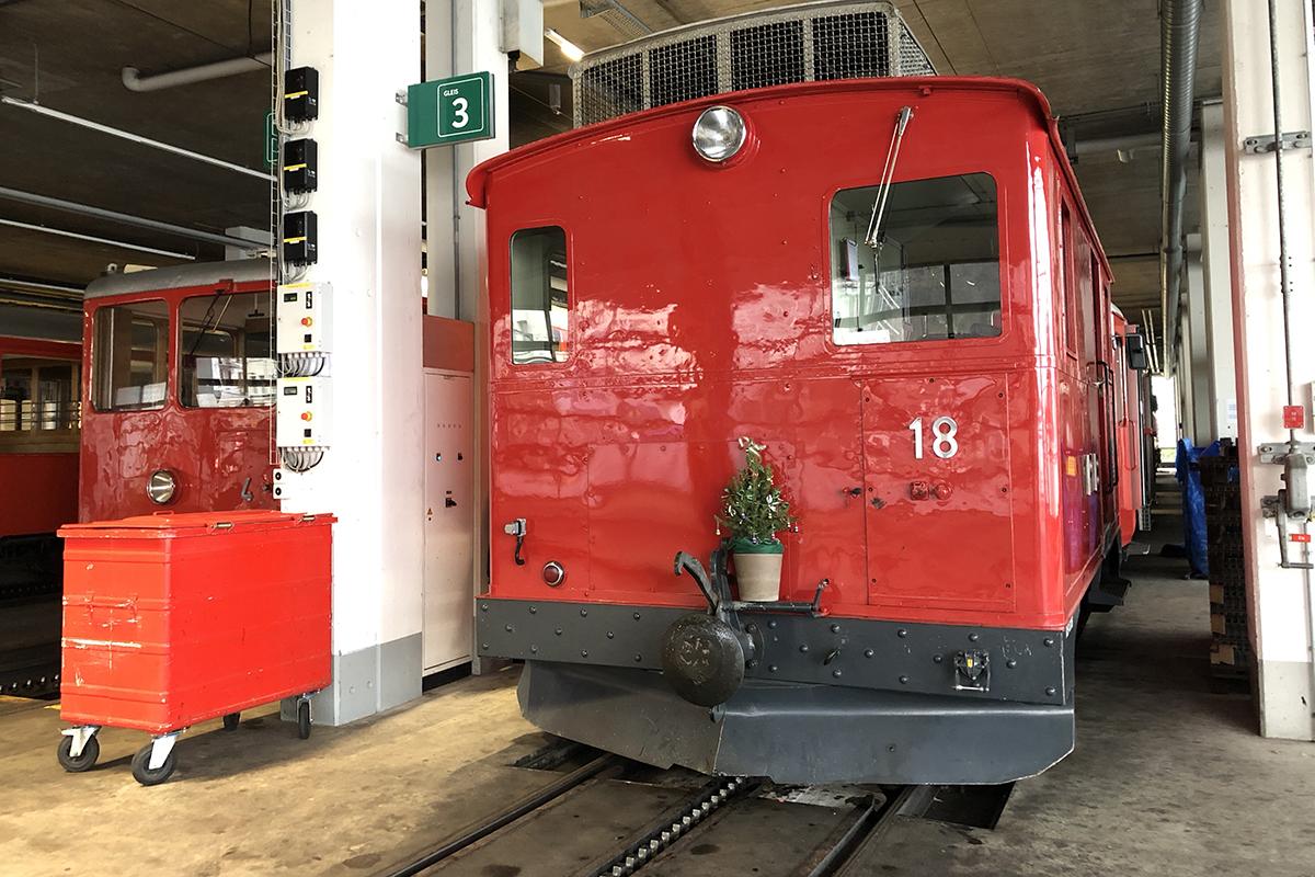 Güterlok Nr. 18
