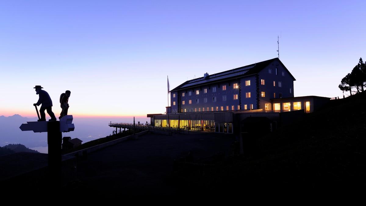 Rigi Kulm-Hotel (Hero Bild)
