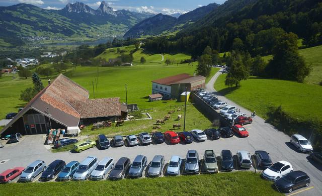 Parkplatz Kräbel