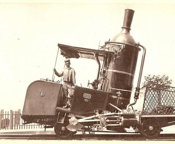 Nostalgische Rigi Bahn