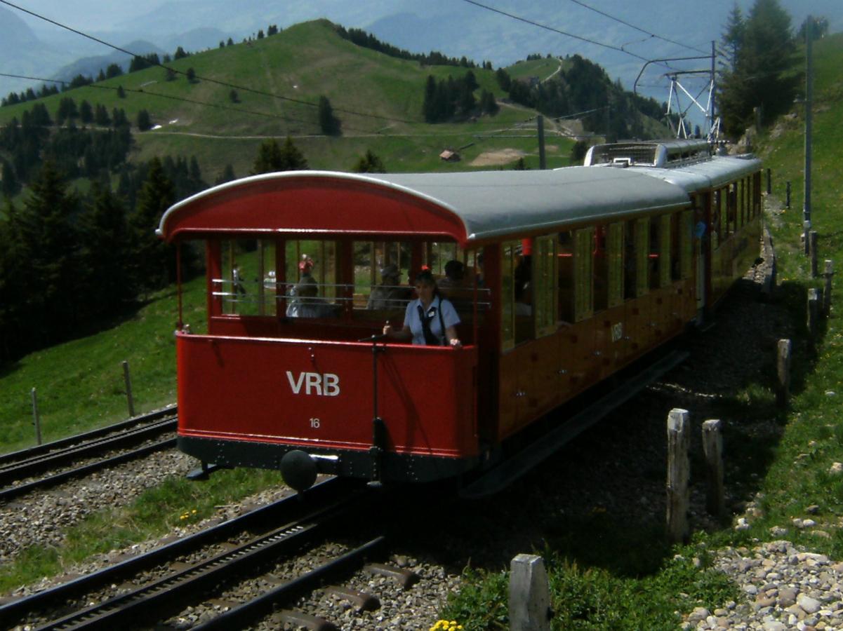 Vorstellwagen Nr. 16
